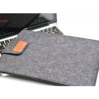 Buy cheap 11 12 13 14 15 15.6Inch Laptop Bags Felt Notebook Laptop Sleeve Bag Pouch Case.customized size. 3mm microfiber material from wholesalers