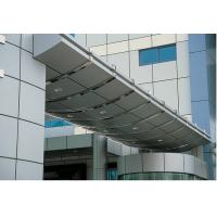 Buy cheap Aluminum panel curtain wall from wholesalers