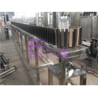 Buy cheap Glass Bottle Reverse Automatic Sterilizer For Hot Filling Line from wholesalers