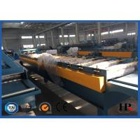 Buy cheap Arc Corrugated Metal Roofing Roll Forming Machine Beautiful High Speed from wholesalers