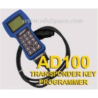 Buy cheap Clears Fault Codes Componenet Actuation Reads Immobiliser ECU ID's AD100 Car Key Programer from wholesalers