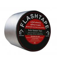 Buy cheap XUNDA RV  rubber roof repair tape 10cm X 10 m per roll silver black dark red  and blue color from wholesalers