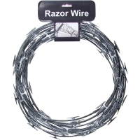Buy cheap Concertina Razor Barbed Wire Price/Hot Dipped Galvanized Razor Wire from wholesalers