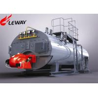 Buy cheap WNS Series Industrial Steam Boiler PLC Automatic Control With Complete Parts from wholesalers
