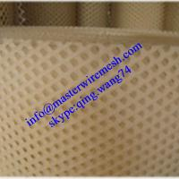 Buy cheap Plastic flat mesh/Plastic plain netting from wholesalers