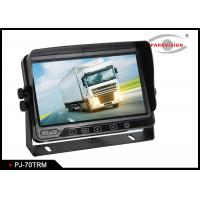 Buy cheap 7 Inch 4 Way Ahd Bus Monitoring System With For Public Transport Vehicle product