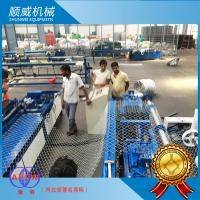 Buy cheap Barbed Wire Fencing Machine 0.5m - 4m Weaving Breadth PLC Control from wholesalers