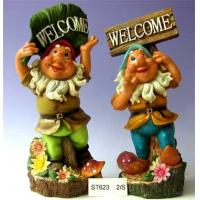 Buy cheap Eidolon, Dwarf, Gnome, Statue, figurine, polyresin from wholesalers