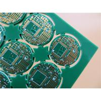 Buy cheap 1 oz copper Cell PCB Built On 4 Layer FR-4 Immersion Gold With Blind Via from wholesalers