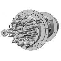Minimized NOx Emission Low NOx Burners For Industrial Power Boiler And Heate