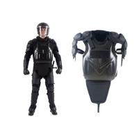 Buy cheap Rigid Inner Panel Anti Riot Armour Anti - Wallop In The Key Parts Highly Safety from wholesalers