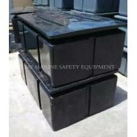 Buy cheap Floating pontoon Rotational mold floaters pontoons product