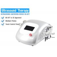 Buy cheap Ultrasonic Cavitation Body Slimming Machine With Red LED Vacuum RF For Cellulite Removal from wholesalers