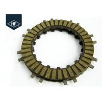 Buy cheap Paper Based Clutch Disc Plate , Auto 90D Motorcycle Clutch Pressure Plate from wholesalers