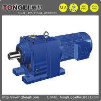 Buy cheap TR series parallel shaft helical gear reducer from wholesalers