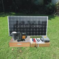 Buy cheap 900w Solar Swimming Pool Pump Solar Water Pump JP21-19/900 Solar DC pump from wholesalers