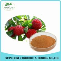 Buy cheap Hot Sale Plant Extract Red Bayberry Bark Extract from wholesalers