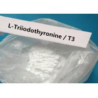 Buy cheap 99% Weight Loss Steroids T3 CAS 55-06-1 L-Triiodothyronine Anabolic Steroid Hormone White Powder T3 L-Triiodothyronine from wholesalers