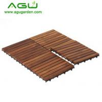Buy cheap Easy To Install Factory Direct Outdoor Anti UV DIY WPC Tiles from wholesalers
