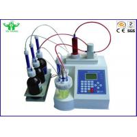 Buy cheap AKF-1 Automatic Volumetric Karl Fischer Water Conetnt Titration Apparatus from wholesalers
