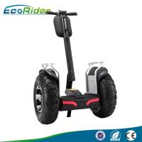 Buy cheap 4000 Watt Battery Powerd Two Wheeled Electric Vehicle Segway Style Scooter Long Range from wholesalers