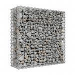 Buy cheap 4.0mm Wire Galfan Welded Gabion Box , Retaining Wall Gabion Basket from wholesalers