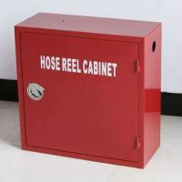 Buy cheap Fire Hose Reel Cabinet Thickness 1mm Or 1.2mm Hose Reel 3/4X30mtr Or 1X30mtr from wholesalers