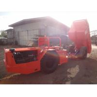 Buy cheap RT-12 Carbon Steel Low Profile Dump Truck For Medium Size Rock Excavation from wholesalers
