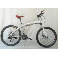 Buy cheap Cross Full Suspension Mountain Bike , Carbon Fibre Hardtail Mountain Bike from wholesalers