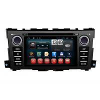 Buy cheap Nissan Teana 2014 Car GPS Navigation System Capacitive Touch Panel Android 4.1 from Wholesalers
