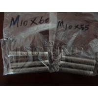 Buy cheap Export M10*35, M10*40, M12*50 RD Threaded Stud with CE for automobiles from wholesalers