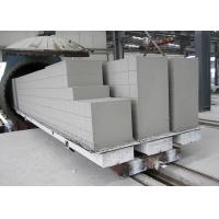 Buy cheap Light Weight AAC Block Manufacturing Plant , Fly Ash Brick Making Plant product