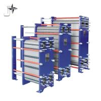 Buy cheap High heat transfer efficiency of plate heat exchanger from wholesalers