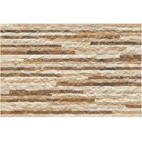 Buy cheap Glazed Ceramic Tile / Rustic Wall Tiles Stone Like Wall Decoration Ceramic Tile from wholesalers