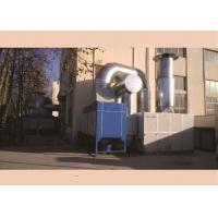 Buy cheap Heavy Industry Central Dust Collector With Imported Polyester Membrane Filter from wholesalers