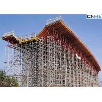 Buy cheap Professional Cantilever Bridge Deck Formwork For Different Corss Sections from wholesalers