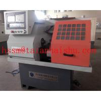 Buy cheap 380v small cnc lathe machine price CK0640A  with GSK cnc system from HAISHU from wholesalers