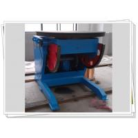 Buy cheap Elbow Shaft Welding Rotary Positioner Robust Structure Stable Performance from wholesalers