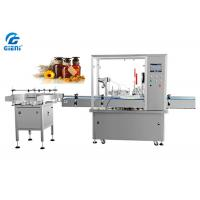 Two Nozzles Essential Oil Filling Machine 14KW With50/60HZ Frequency