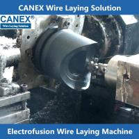 Buy cheap Electrofusion Fitting Wire Laying Machine - electrofusion saddle wire laying from wholesalers