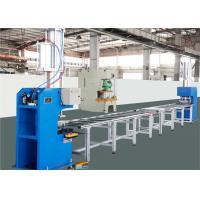 Buy cheap Gas Hydraulic Booster Press Busbar Bending Machine Double Column Shearing Structure product