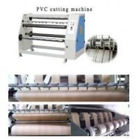 Buy cheap paper PVC roll slitter rewinder cutting machine from wholesalers