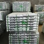 Buy cheap Zinc alloy ingot Zamak 99.995% from wholesalers