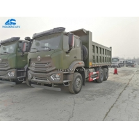 Buy cheap WD615.47 Engine 75km/h 25 Ton 6x4 Prime Mover from wholesalers