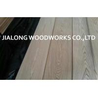 Buy cheap Ash Wood Plain Cut Natural Wood Veneer Sheet / Reconstituted Veneer from wholesalers