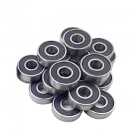 Buy cheap F6800ZZ 10*19*5mm C5 P6 Flanged Radial Ball Bearing from wholesalers