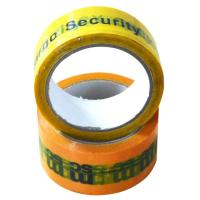 Buy cheap One-Time Use Anti Thief Tamper evident  Security Tape Size Follwo Customer Requirements Factory SEALQUEEN from wholesalers