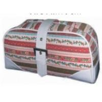 Buy cheap floral prints canvas cosmatic bag from wholesalers