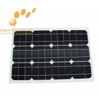 Buy cheap Mono 50watt Solar Panel from wholesalers