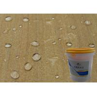 Buy cheap Rigid Construction Cement Waterproofer Slurry Concrete Admixtures For Stone from wholesalers